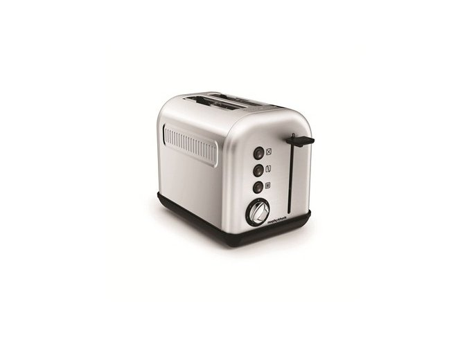 Topinkovač Morphy Richards Accents Brushed 2S