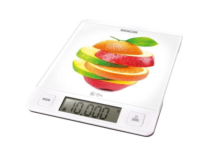 SKS 7000WH Kuchyňská váha SENCOR
