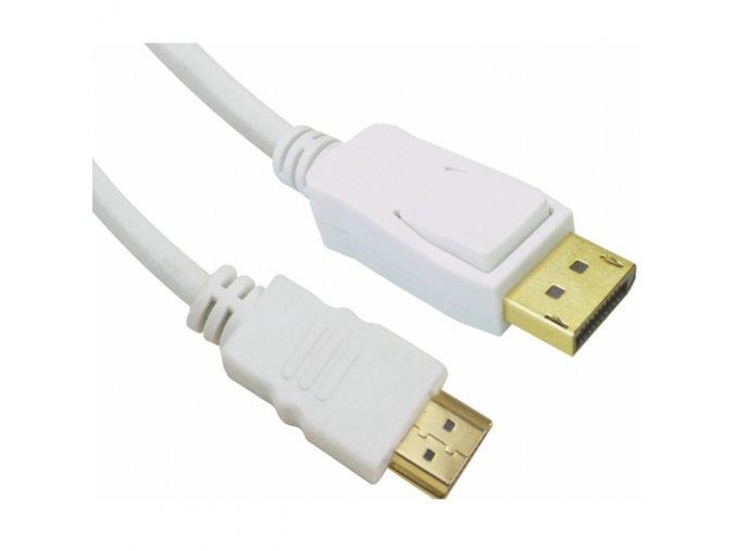 Kabel DisplayPort-HDMI M-M 2m SANDBERG