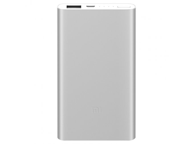 5000mAh Mi Power Bank 2 (Silver) XIAOMI