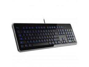 Podsvícená klávesnice