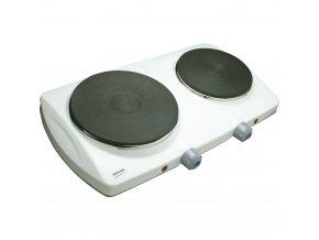 SCP 2250WH vařič dvouplotýnkový SENCOR