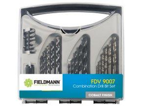 FDV 9007 Sada 23ks vrtáky/bity FIELDMANN