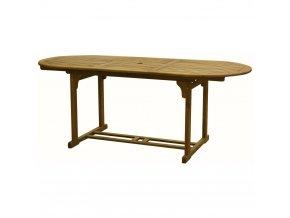 FDZN 4004-T Stůl 200/150x90cm FIELDMANN