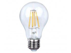 Solight LED žárovka retro, klasický tvar, 8W, E27, 3000K, 360°, 810lm