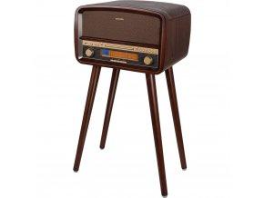 STT 019U Gramofon FM/CD/USB SENCOR