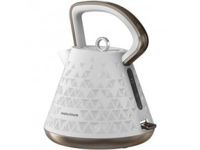 Konvice Morphy Richards retro Prism White