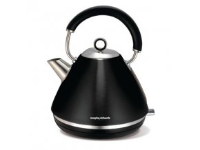 Konvice Morphy Richards Accents retro Black