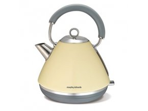 Konvice Morphy Richards Accents retro Cream