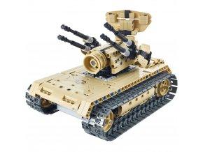 BCS 2002 RC Tank BUDDY TOYS