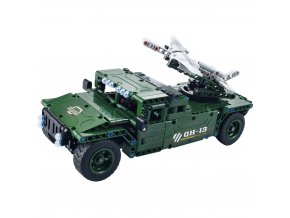 BCS 2003 RC Military auto BUDDY TOYS