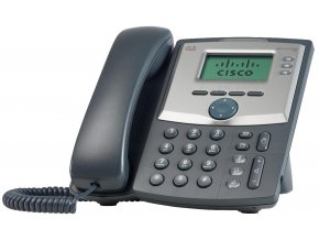 Cisco 3 Line IP tel., Display, PC port, SPA303-G2
