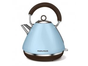 Konvice Morphy Richards Accents retro Azure