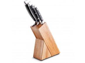 LT2057 Set 3 nožů v bloku DAMAS LAMART