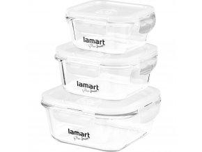 LT6012 Set 3 dóz čtvercových AIR LAMART