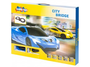 BST 1262 Autodráha City BUDDY TOYS