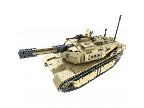 BCS 2101 RC Tank Maxi BUDDY TOYS