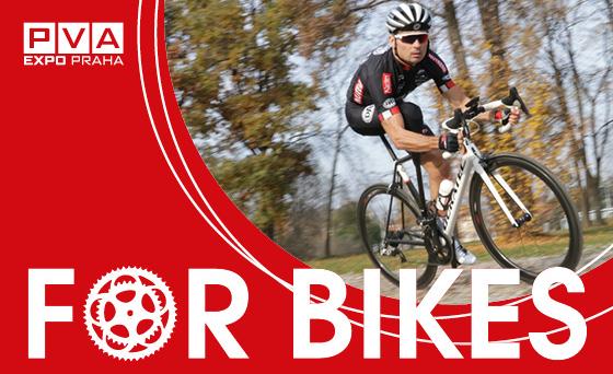 Navštivte nás na cyklo veletrhu FOR BIKES