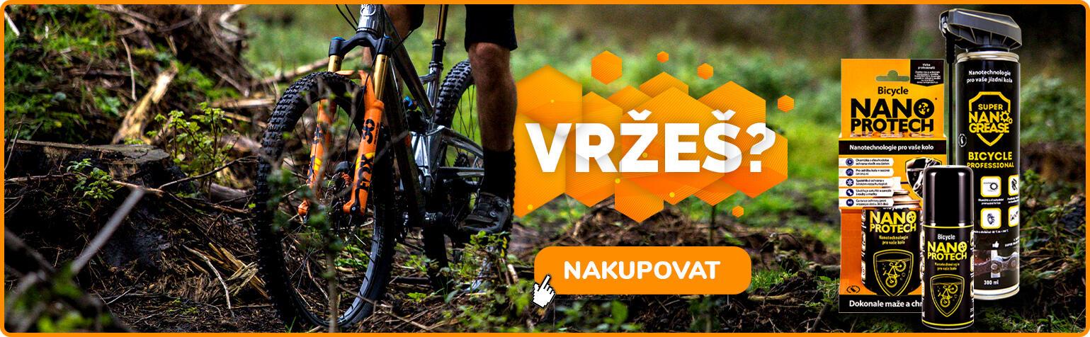 Nanoprotech Bicycle - Jako dobře namazanej stroj