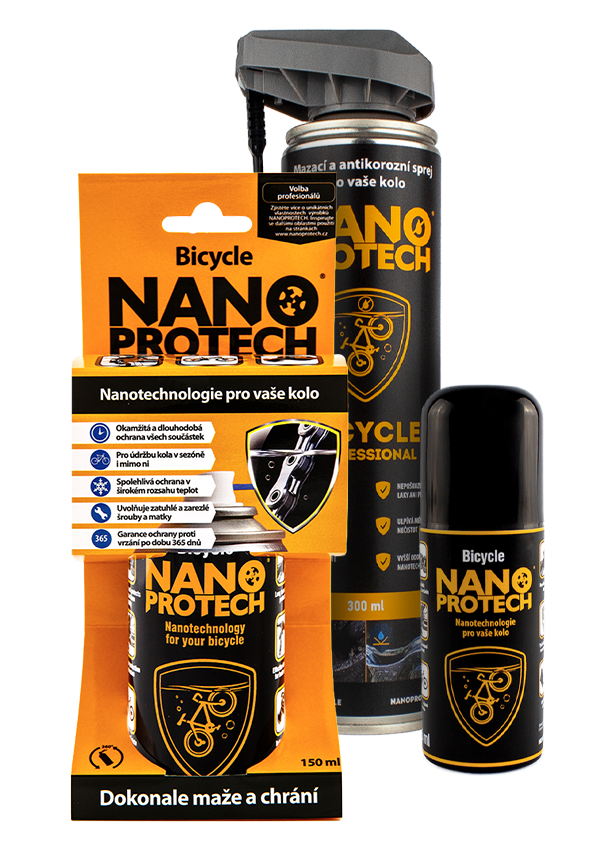 nanoprotech bicycle