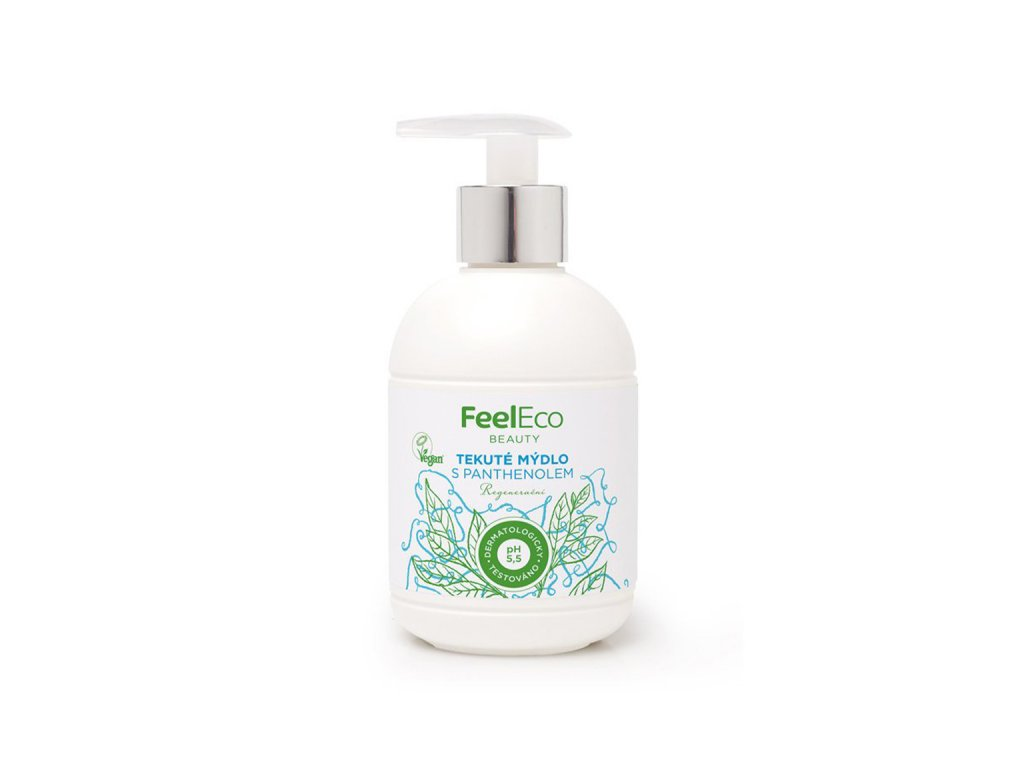 feel eco mydlo panthenol