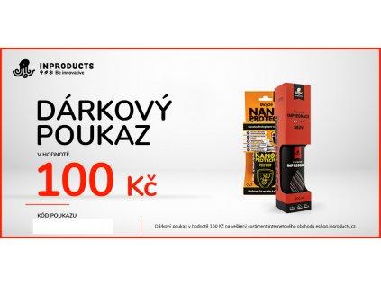 eshop darkovy poukaz 100