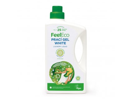 feel eco praci gel white