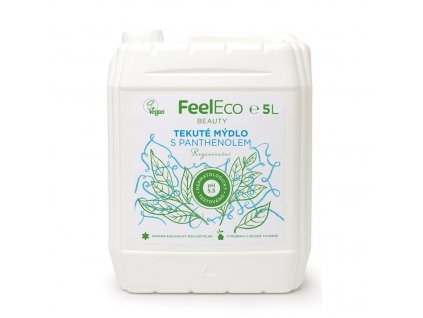 97 feel eco tekute mydlo s panthenolem 5l