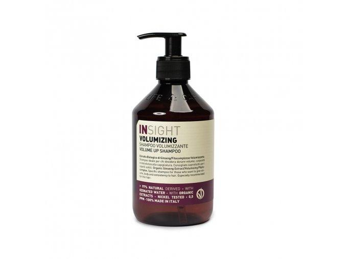 INSIGHT Volume Up Shampoo 400 ml - šampon pro objem vlasů