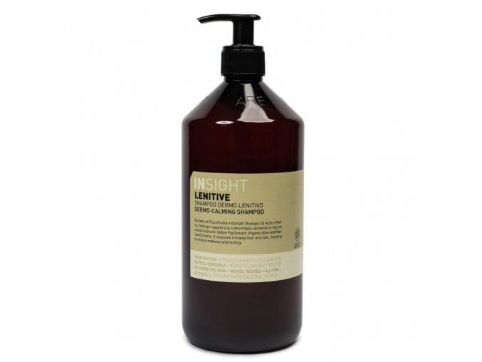 INSIGHT Lenitive Dermo-Calming Shampoo 900 ml - šampon zklidňující pokožku vlasů