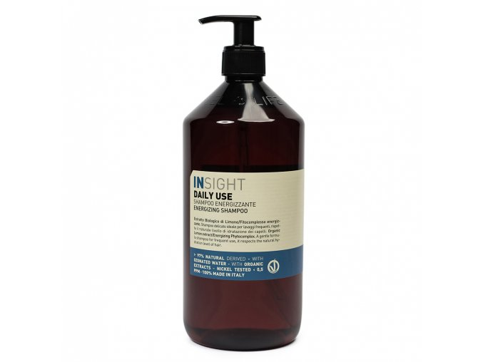 INSIGHT Daily Use Energizing Shampoo 900 ml - šampon pro každodenní péči