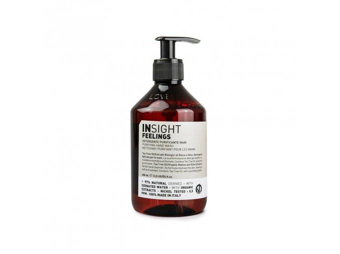 INSIGHT Feelings Purifying Hand Wash 400 ml - tekuté mýdlo na ruce