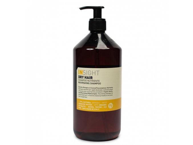INSIGHT Dry Hair Nourishing Shampoo 900 ml - šampon pro suché vlasy