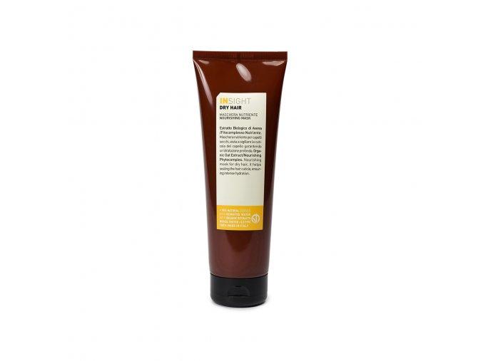 INSIGHT Dry Hair Nourishing Mask 250 ml - maska pro suché vlasy
