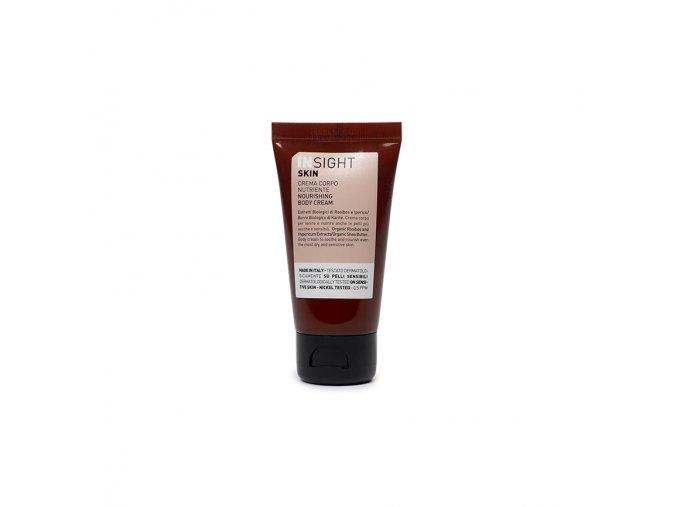 INSIGHT Skin Nourishing Body Cream 50 ml - výživný tělový krém