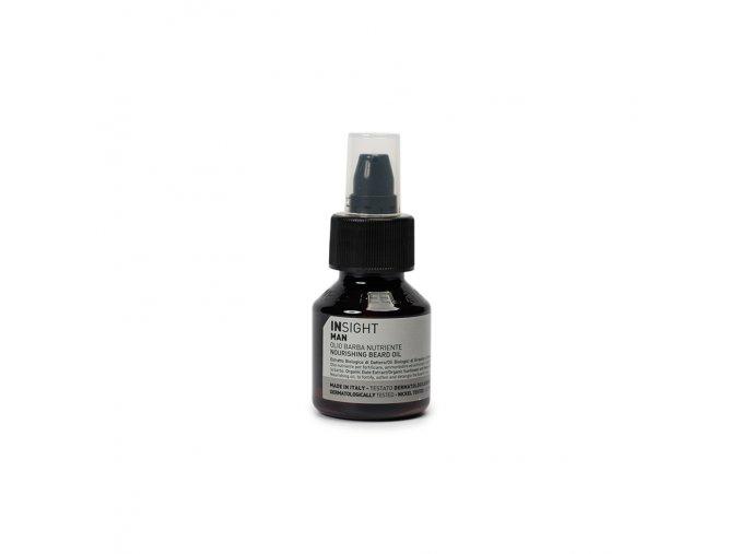 INSIGHT Man Nourishing Beard Oil 50 ml - výživný olej na vousy