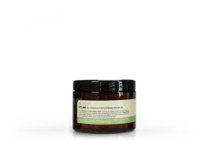 INSIGHT Styling Strong Gel 500 ml - gel na vlasy