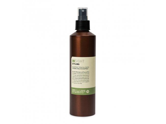 INSIGHT Styling Strong Hold Ecospray 250 ml - silně tužící lak na vlasy