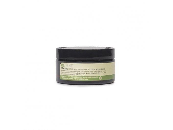 INSIGHT Styling Elastic Molding Wax 90 ml - elastický vosk na vlasy
