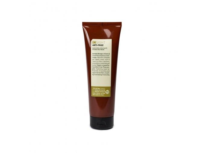 INSIGHT Anti-Frizz Hydrating Mask 250 ml - maska pro vlnité vlasy