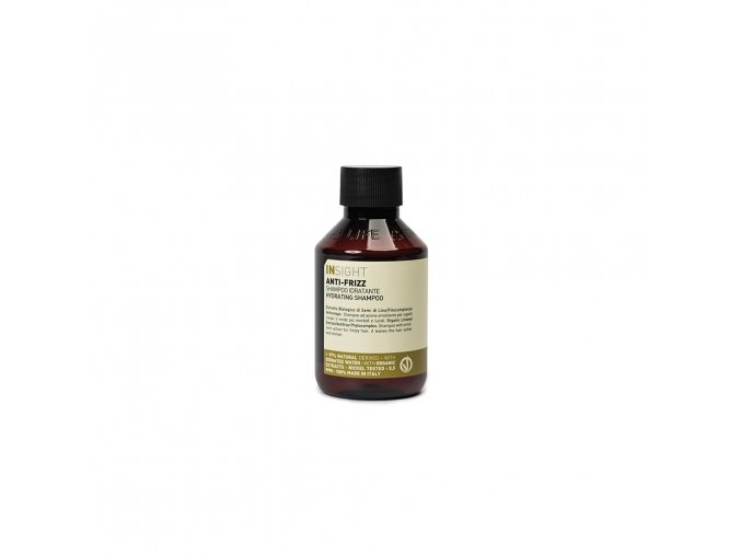 INSIGHT Anti-Frizz Hydrating Shampoo 100 ml - šampon pro vlnité vlasy