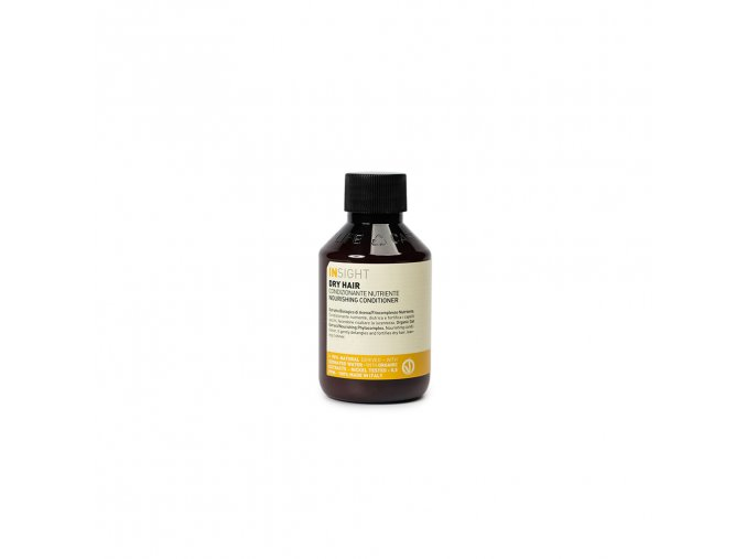 INSIGHT Dry Hair Nourishing Conditioner 100 ml - kondicionér pro suché vlasy