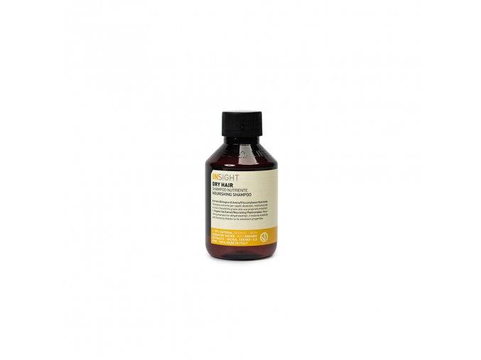 INSIGHT Dry Hair Nourishing Shampoo 100 ml - šampon pro suché vlasy