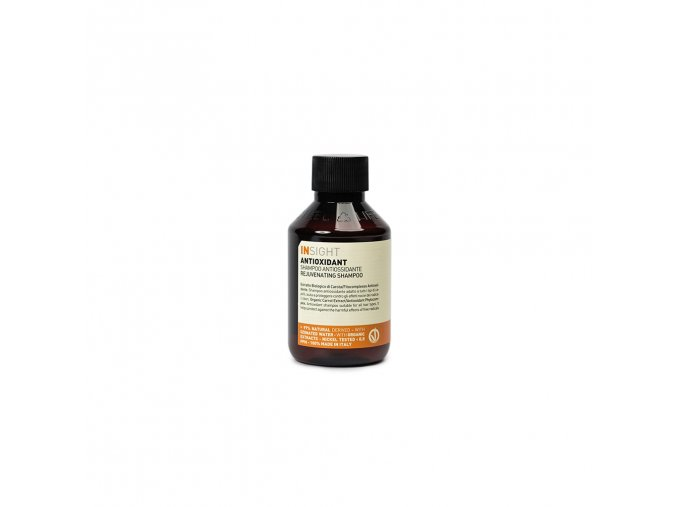 INSIGHT Antioxidant Rejuvenating Shampoo 100 ml - šampon pro oživení vlasů