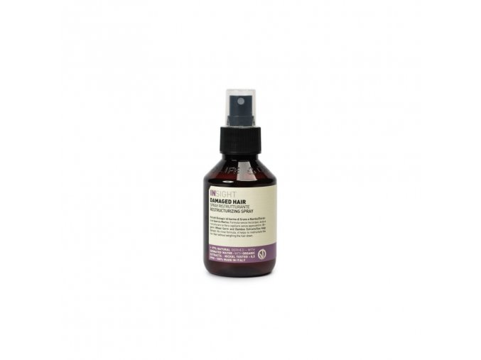 INSIGHT Damaged Restructurizing Hair Spray 100 ml - sprej pro regeneraci vlasů
