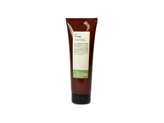 INSIGHT Styling Strong Gel 250 ml - gel na vlasy