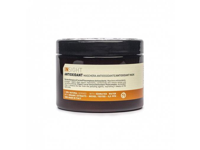 INSIGHT Antioxidant Rejuvenating Mask 500 ml - maska pro oživení vlasů
