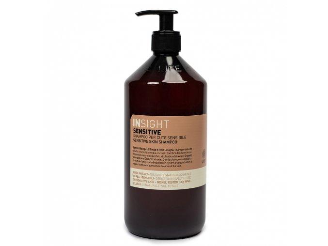 INSIGHT Sensitive Skin Shampoo 900 ml - šampon na vlasy s citlivou pokožkou