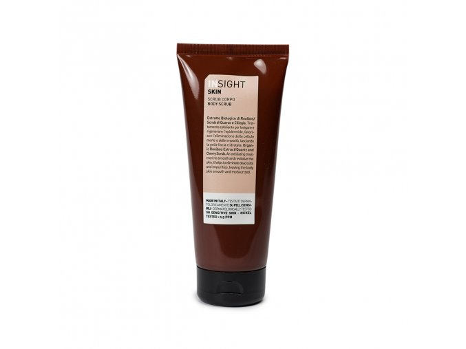 INSIGHT Skin Body Scrub 200 ml - tělový peeling