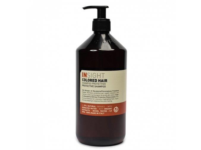 INSIGHT Colored Hair Protective Shampoo 900 ml - šampon pro barvené vlasy